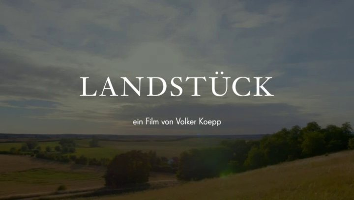 Landstück - Trailer Poster