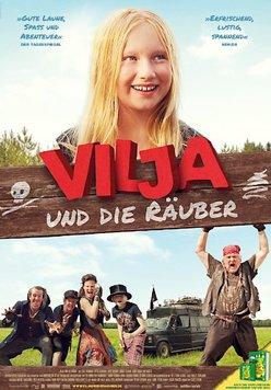 Vilja und die Räuber Poster