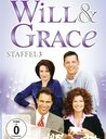 Will & Grace - Season 3 (4 DVDs) Poster