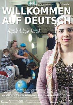 Willkommen auf Deutsch Poster