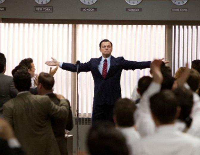 """Als """"Wolf of Wall Street"""" wird er erneut für den Oscar nominiert. © Universal"""