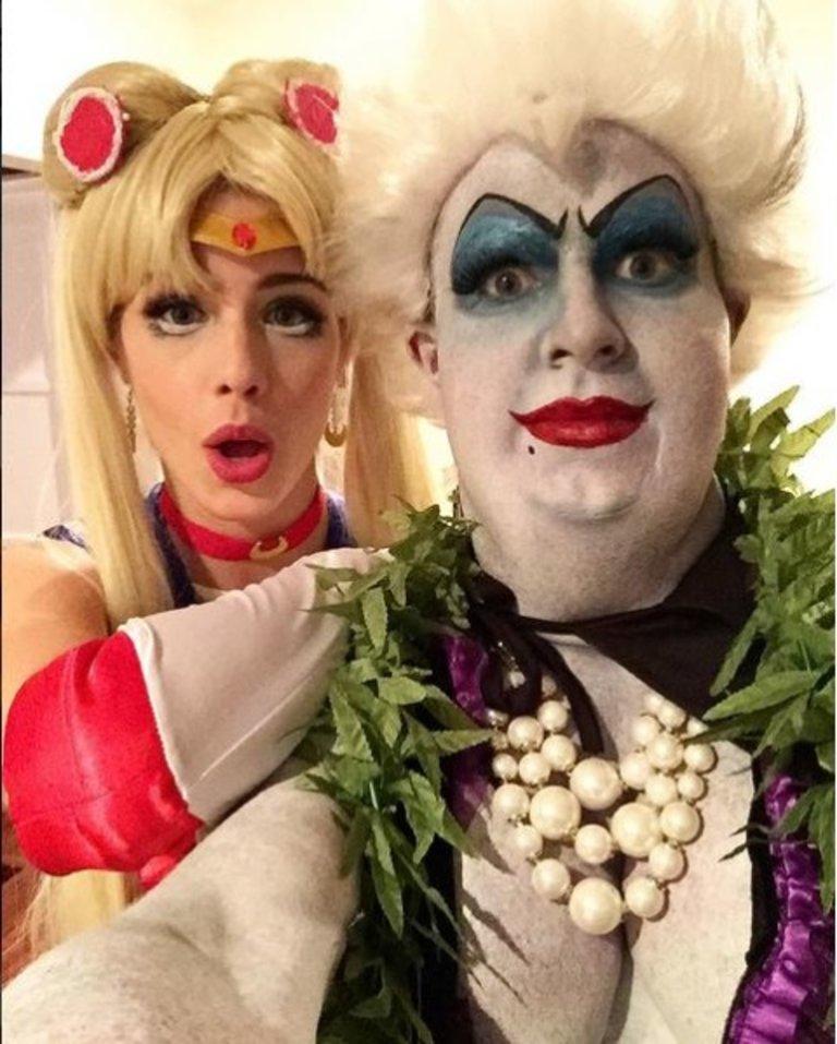 Hollywood im kostüm fieber: die besten karnevals ideen der stars ...