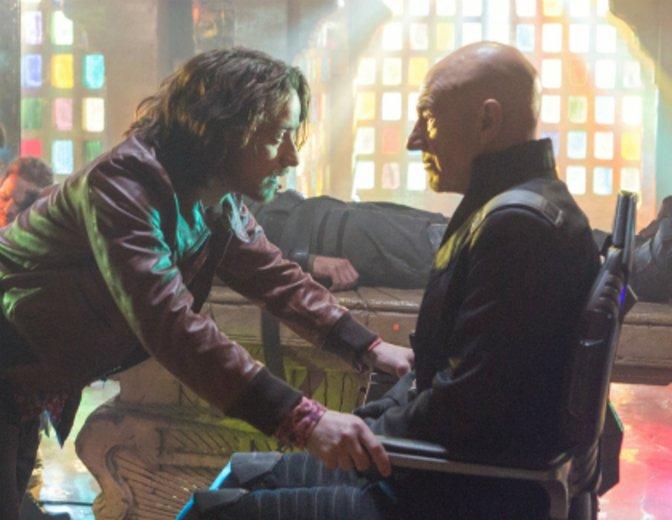 Auf wen trifft Deadpool in der Mansion? © 20th Century Fox