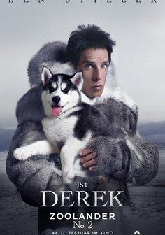 Film-Poster für Zoolander 2
