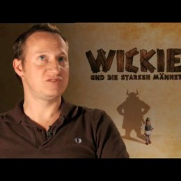 "Mike Maas(""Gorm"") über den hohen Schiffsmast - Interview Poster"