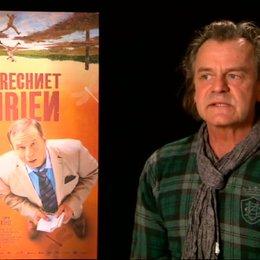 Ralf Hüttner Regie über die Geschichte - Interview Poster