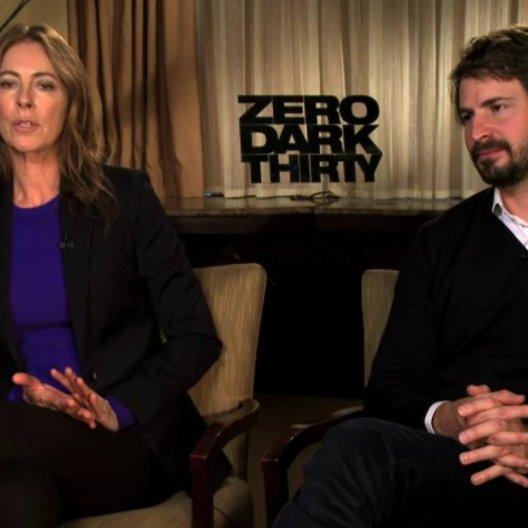 Kathryn Bigelow und Mark Boal Kamera A über die Zusammenarbeit mit Mark Boal - OV-Interview Poster