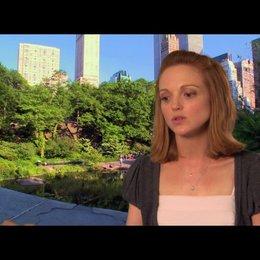 Jayma Mays über die Arbeit an dem Film - OV-Interview