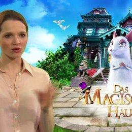 Karoline Herfurth - Maggie - über ihr Lieblingsspielzeug - Interview Poster