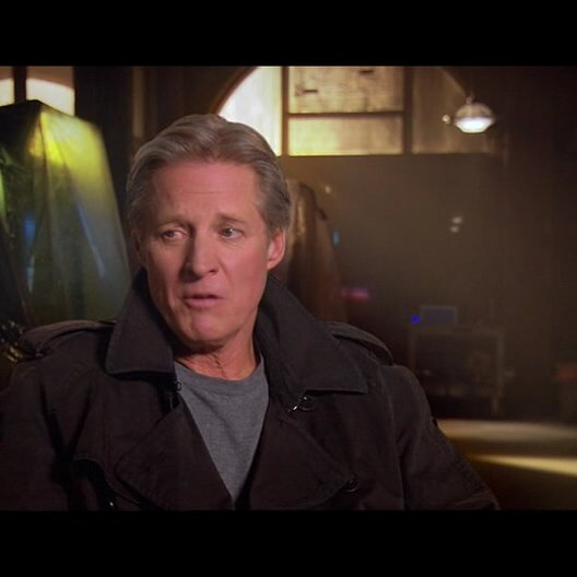 Bruce Boxleitner (Alan Bradley - Tron) - über die Treue von Science Fiction Fans - OV-Interview Poster