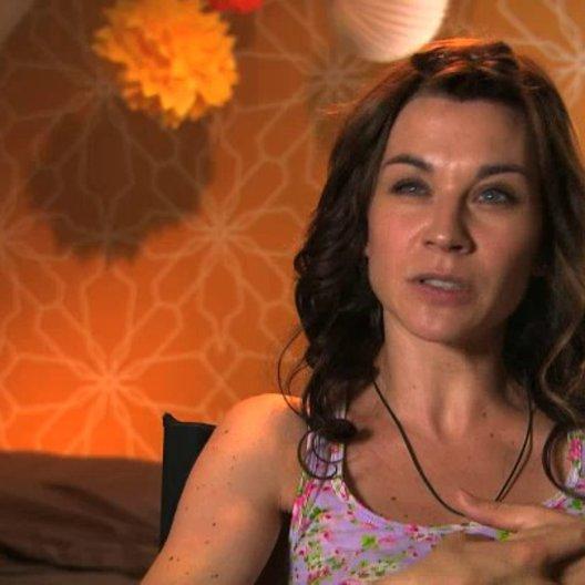 Christiane Paul - Claudia - über den Reiz ihrer Rolle - Interview