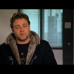 Russel Crowe (John Brennan) über seine Rolle - OV-Interview