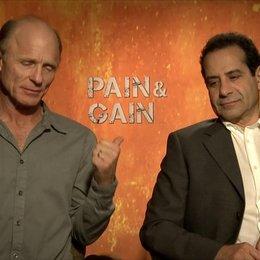 Ed Harris und Anthony Shalhoub - Ed DuBois und Victor Kershaw - über die Rolle Ed DuBois - OV-Interview Poster