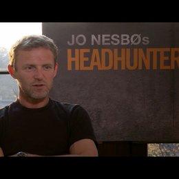 Jo Nesbo über Die Toiletten Szene - OV-Interview Poster