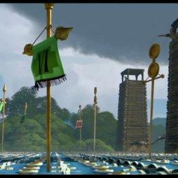 Asterix im Land der Götter - Teaser Poster