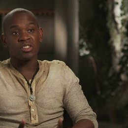 Aml Ameen - Alby - über Alby - OV-Interview Poster