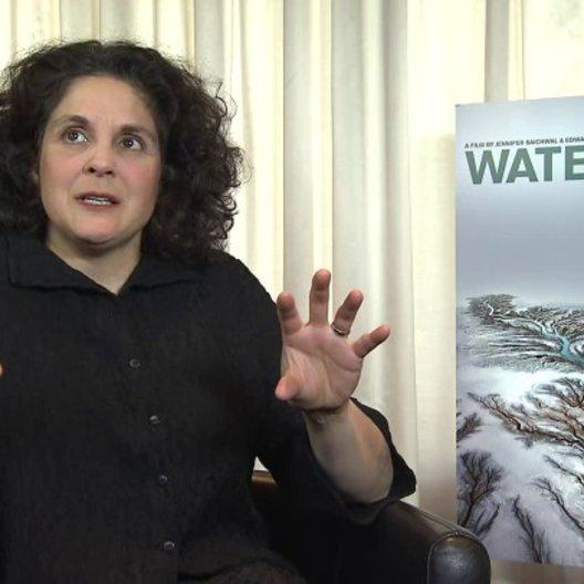 Jennifer Baichwal - Regisseurin - über die Arbeit an 'Watermark' - OV-Interview Poster