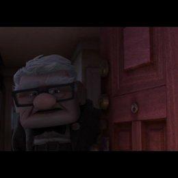 Russel an der Tür - Szene Poster