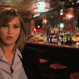 Jennifer Lawrence - Rosalyn Rosenfeld -  über Christian Bale - OV-Interview Poster