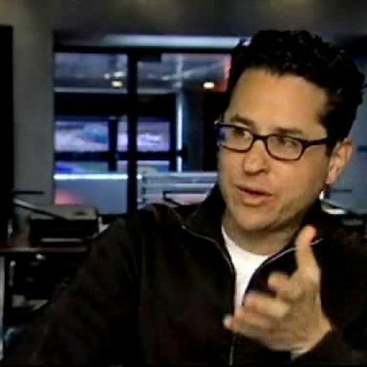 Regisseur J.J. Abrams über die Gelegenheit, bei diesem Film Regie zu führen. - OV-Interview Poster