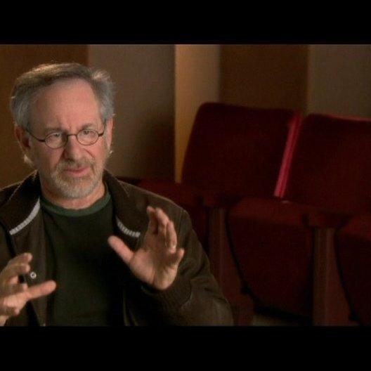 Interview mit Regisseur Steven Spielberg - OV-Interview