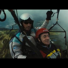 Paragliding - Szene