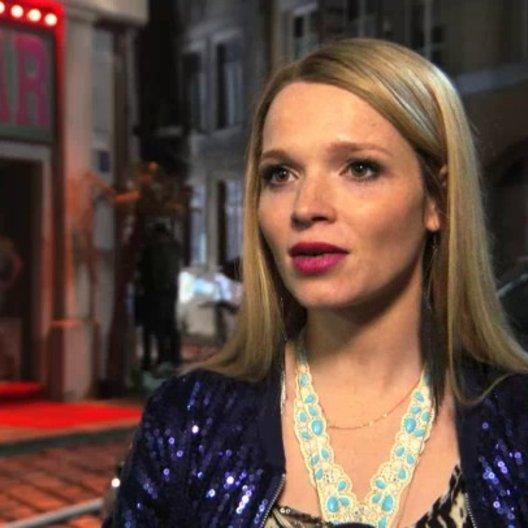 Karoline Herfurth über Regisseur Wolfgang Groos - Interview
