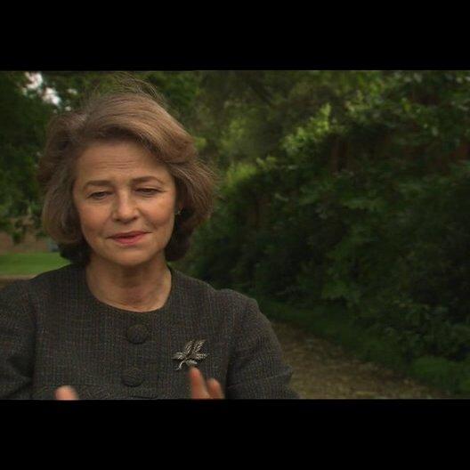 Charlotte Rampling über die Kinder von Hailsham - OV-Interview