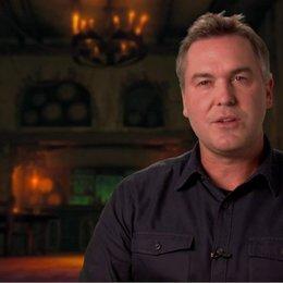 CHRIS MILLER - Regisseur - über die Geschichte - OV-Interview