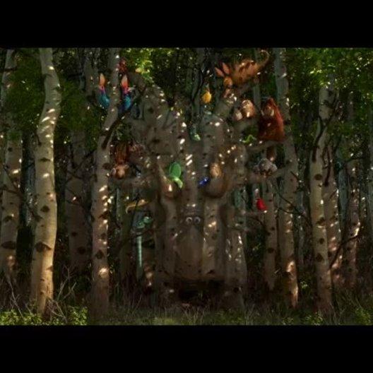 Der Tierchensammler - Szene