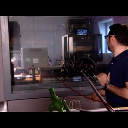 Im Synchronstudio / RICK KAVANIAN / Rex - Making Of
