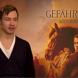 David Kross (Gunther) über seine Freude als er die Rolle bekommen hat - Interview