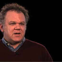 John C Reilly über die räumliche Beschränkung - OV-Interview