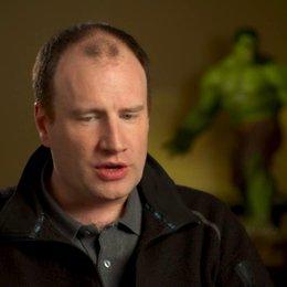 Kevin Feige - Produzent über die verschiedenen Charaktere der Rollen - OV-Interview Poster