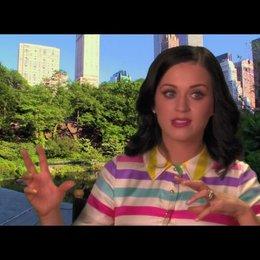Katy Perry über die Story - OV-Interview Poster