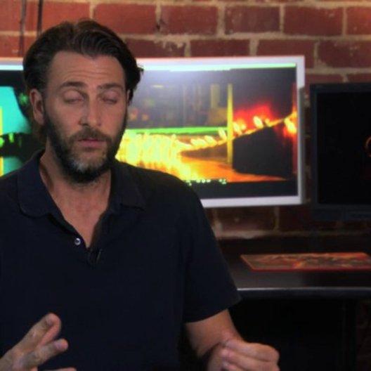 Andrew Form über das Ouijabrett als Basiselement des Films - OV-Interview Poster