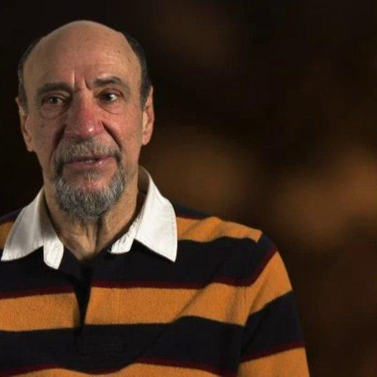 F. Murray Abraham - M. Moustafa - über das Film-Set - OV-Interview Poster