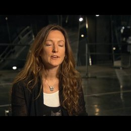 Amy Westcott über die Arbeit mit Darren Aronofsky - OV-Interview
