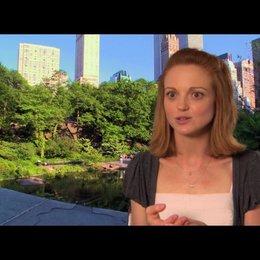 Jayma Mays über die Schlümpfe - OV-Interview