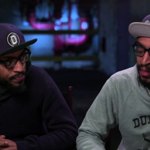 Kenny und Keith Luca über wen der Film ansprechen wird - OV-Interview