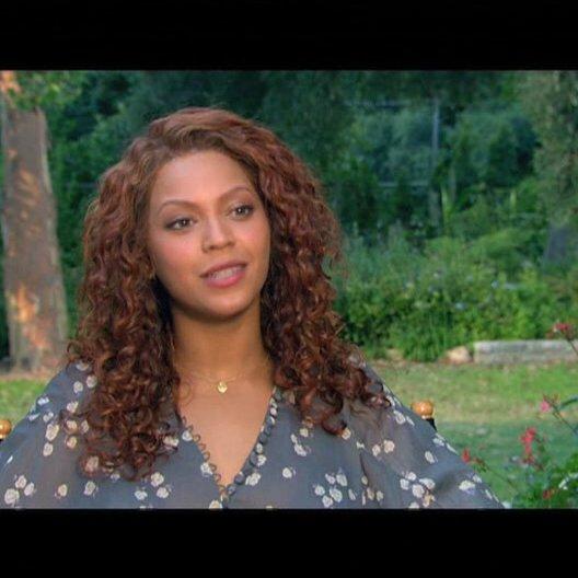 Beyoncé Knowles über ihre Kampfszene - OV-Interview Poster