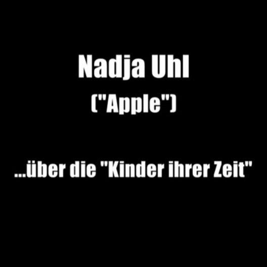 Nadja Uhl - Interview