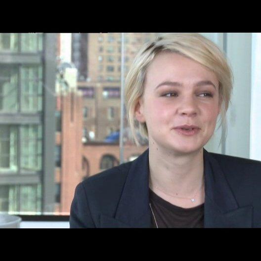 Carey Mulligan über das Vorsprechen für die Rolle - OV-Interview