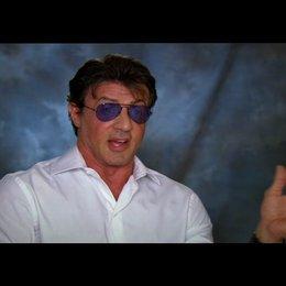 Sylvester Stallone über die Schauspieler - Teil 2 - OV-Interview Poster