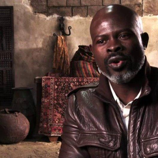 Djimon Hounsou über die Merkmale des Films - OV-Interview