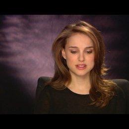 Natalie Portman über ihre Rolle - OV-Interview