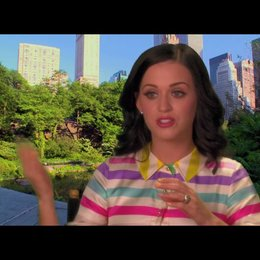 Katy Perry über ihre Beteiligung an dem Film - OV-Interview