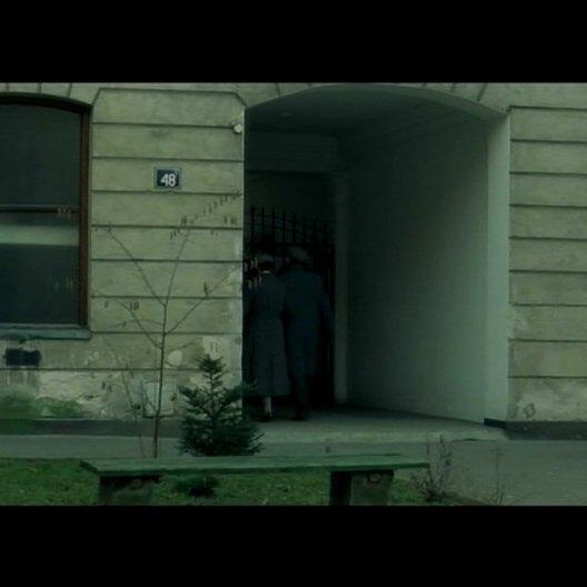 Abschiedsszene bevor Eugenia ins Gefängnis muss