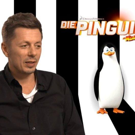 Michi Beck - Skipper - über die Pinguine und ihre Fanta-4-Moves - Interview