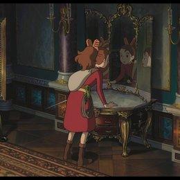 Arrietty - Die wundersame Welt der Borger - Trailer Poster